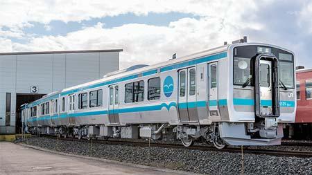 新車ガイドJR東日本 キハE130系500番台