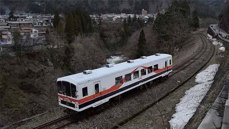 30年前の鉄道風景国鉄・JR転換線探訪 神岡鉄道
