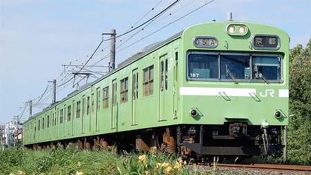 REPORTJR西日本 複線化工事が進む奈良線