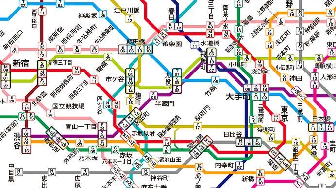 駅ナンバリング考 ③次の駅の番号はいくつ?