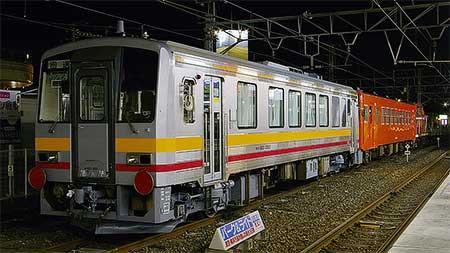 キハ33 1001が岡山へ