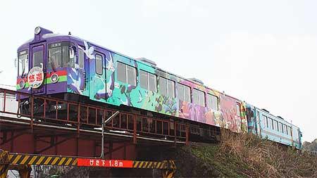 「丹後ゆめ列車II」誕生