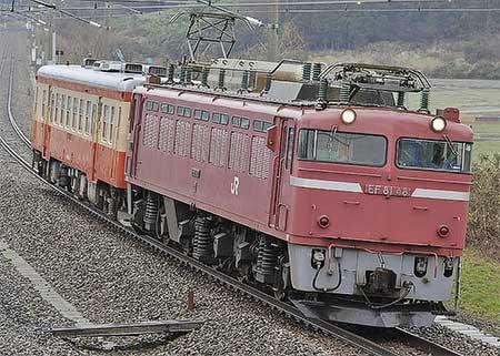 キハ52 115が津山へ