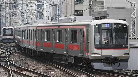 東急5050系4000番台が営業運転を開始