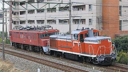 ED76 94が小倉総合車両センターへ