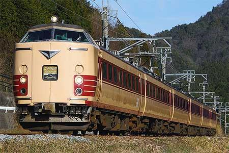 JR西日本の183系が定期運用を終了