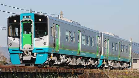 JR四国1500形7次車の運用始まる