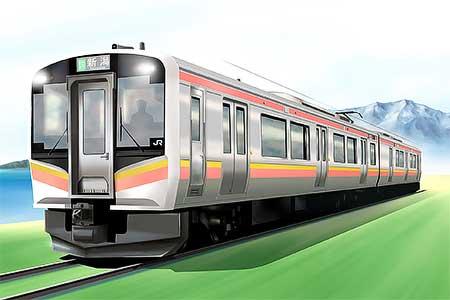 新潟地区にE129系を導入