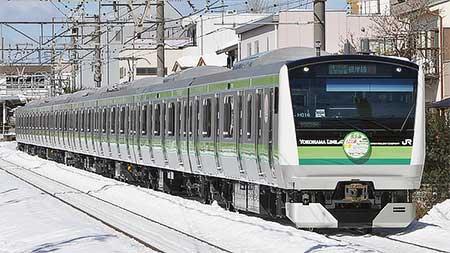 E233系6000番台が営業運転を開始