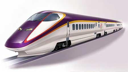 山形新幹線E3系のエクステリアデザインを変更