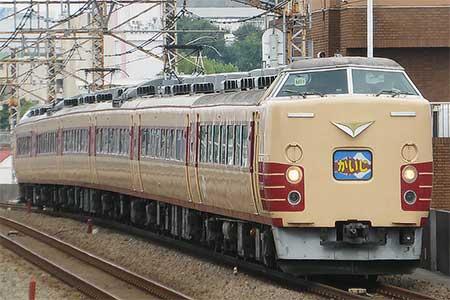 """189系による""""あずさ""""・""""かいじ""""運転"""