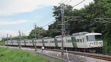 『長岡まつり大花火大会』向けの団体臨時列車が運転される