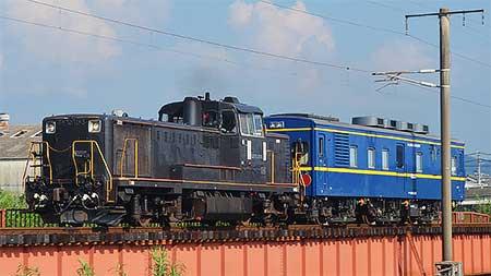 鉄道ニュースマヤ34 2009が鹿児島本線,肥薩おれんじ鉄道線を検測