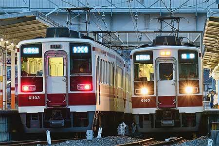 東武鉄道日光線系統で「快速・区間快速」の運転が終了・6050系の浅草駅乗入れが終了