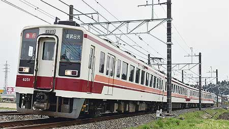 東武日光線南栗橋以北で「急行」・「区間急行」が新設される