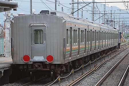 サハ211形5両が長野へ