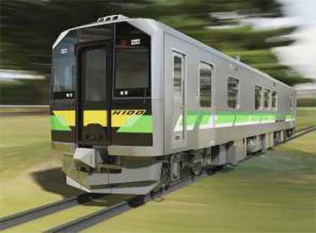 JR北海道,新形一般気動車H100形「DECMO」を導入へ