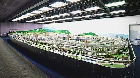 鉄道博物館の「鉄道ジオラマ」がリニューアルオープン