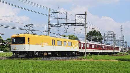 近鉄「はかるくん」が南大阪・吉野線を検測