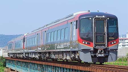 JR四国『2600系 営業運転1番列車乗車ツアー』が開催される