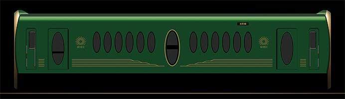 叡電700系観光用車両の愛称は「ひえい」に