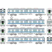 鉄コレ東武鉄道8000系更新車8175編成ほか
