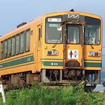 津軽鉄道で真夏のストーブ列車を運転
