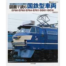 図面で読む国鉄型車両電気機関車・ディーゼル機関車