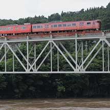高山本線で『おわら風の盆』関連の臨時列車運転