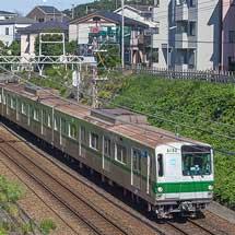 東京メトロ6000系6130編成が海老名へ