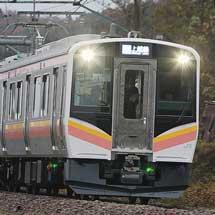 E129系の運用が拡大