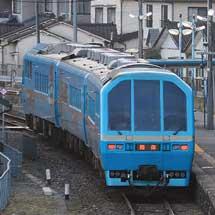 釜石線に「kenji」が入線