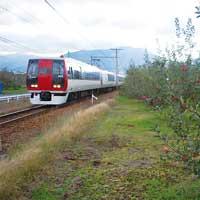 日本のローカル私鉄 30年前の残照を訪ねて−その25−長野電鉄長野線