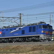 EF510-514が高崎へ