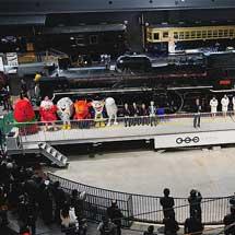 鉄道博物館で『北海道新幹線 開業50日前キックオフイベント』開催