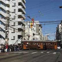 阪堺電気軌道上町線 住吉—住吉公園間廃止