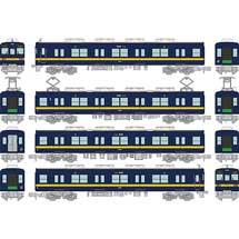 鉄コレ東武鉄道8000系フライング東上号リバイバルカラー4両セット