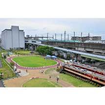 鉄道博物館「さよならてっぱくひろばイベント」開催