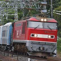 JR北海道キハ261系の構体が甲種輸送される