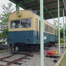 福井鉄道モハ161-2の内部が公開される