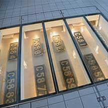 鉄道博物館でC58形のナンバープレートの展示第3弾