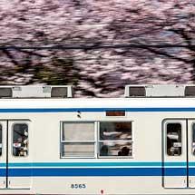 リバイバルカラー車両も溶け込む 東武亀戸線界わい
