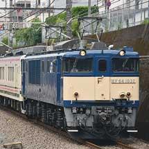 107系8両が長野へ