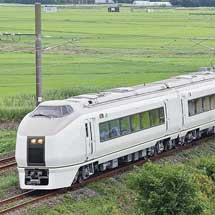 常磐線で651系による普通列車運転開始