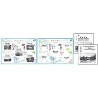 JR西日本 福知山支社,観光地写真が入った日本語・英語の2ヵ国語版の記念入場券を発売