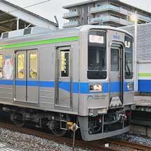 東武野田線で「東武百貨店船橋店×東武鉄道ラッピングトレイン」運転