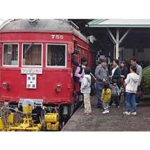 11月19日旧谷汲駅で「赤い電車まつり2017」開催