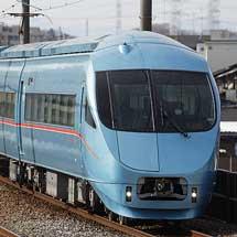 「MSE」60051編成,多摩線で試運転