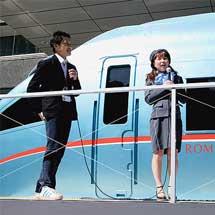 「ロマンスBAR」で豊岡真澄さんのトークショー