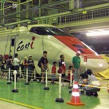 新幹線総合車両センターで『第26回新幹線車両基地まつり』開催